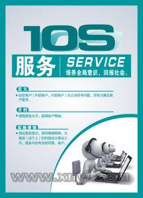 10S管理标语