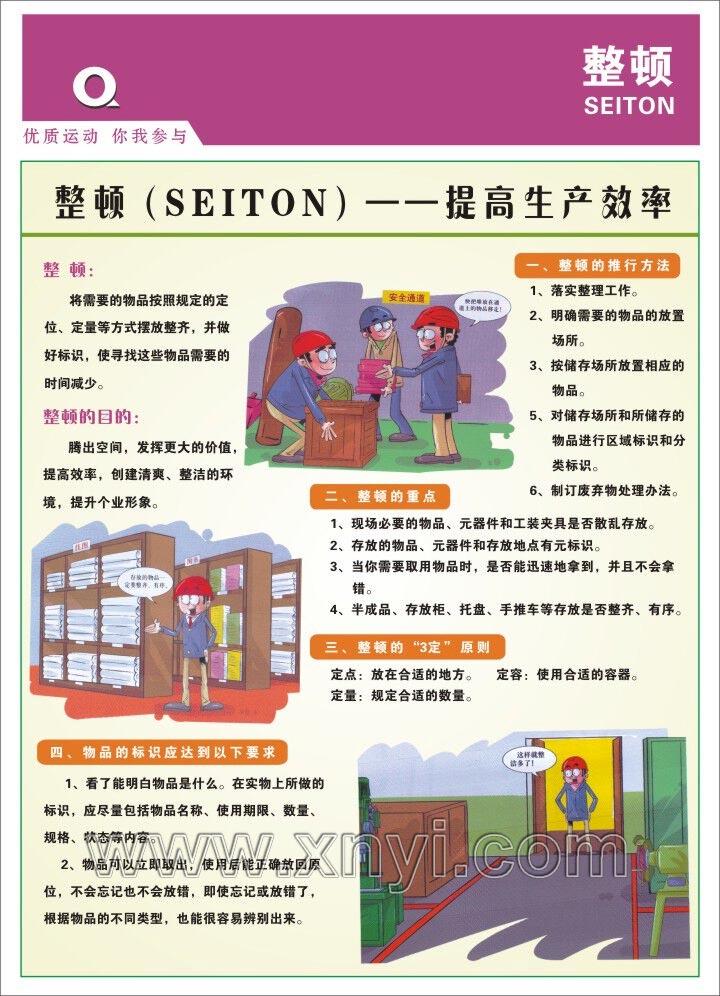 6S漫画图解挂图