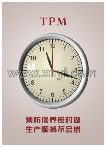 TPM挂图