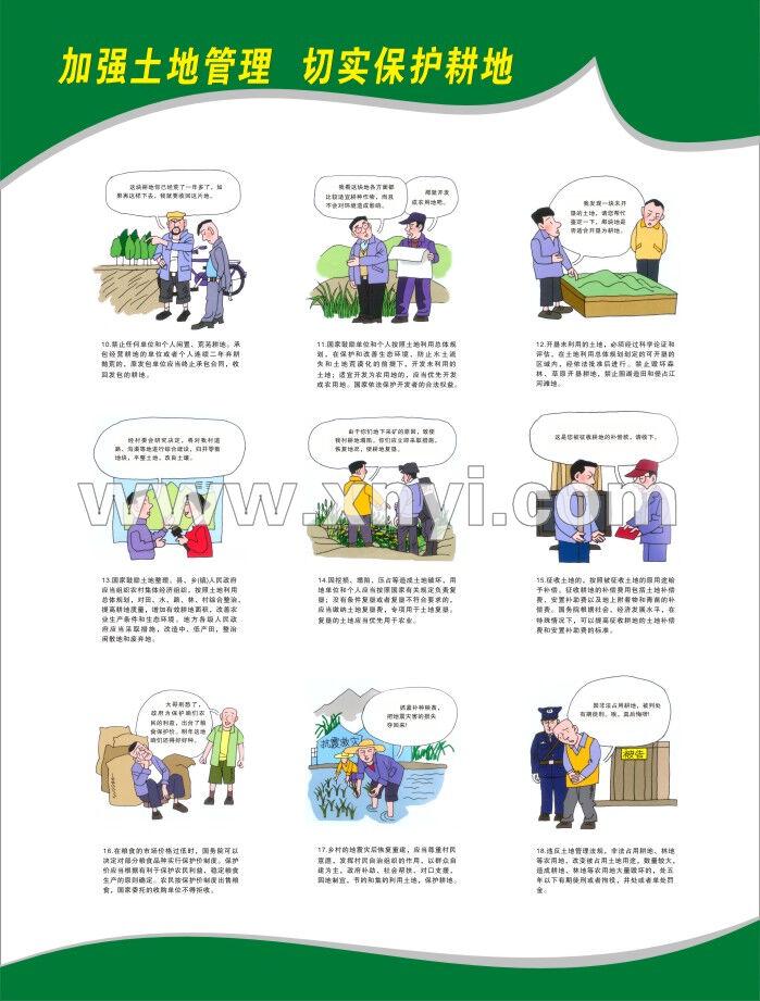 综合法制条例挂图